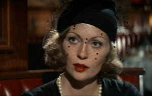 Faye Dunaway as Evelyn Mulwray