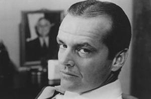Jack Nicholson as Jake Gittes