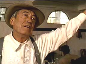 John Huston as Noah Cross