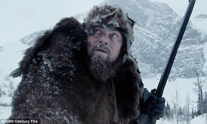 Leonardo DiCaprio as Hugh Glass